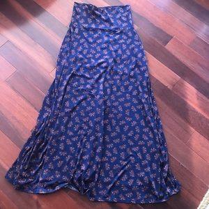 Lularoe Maxi Skirt - Small